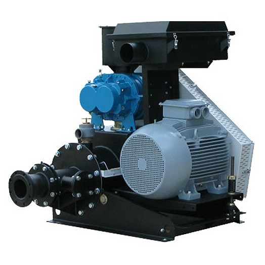 Промышленная роторная воздуходувка Рутса CCМ ВР-7.1 GE