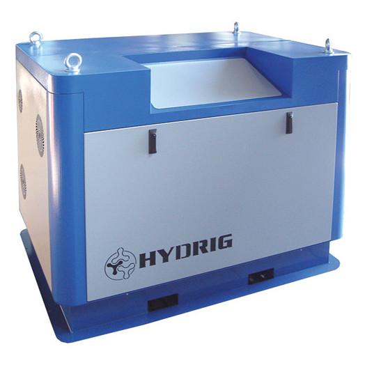 Промышленная роторная воздуходувка Рутса HYDRIG RSS-150S-37