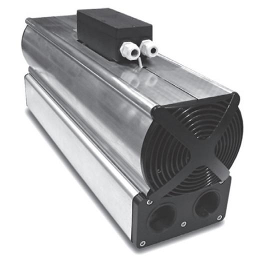 Промышленная вихревая воздуходувка Becker VASF 1.80/1