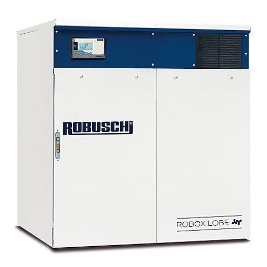 Промышленная роторная воздуходувка Рутса Robuschi ROBOX ES 75/3P