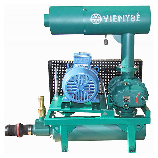 Промышленная роторная воздуходувка Рутса Vienybe 2AF 53-30.0