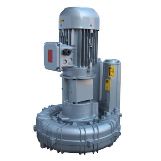 Промышленная вихревая воздуходувка FPZ K12-TS-GVR-11.00-Flex-coupling-Vertical-IE2